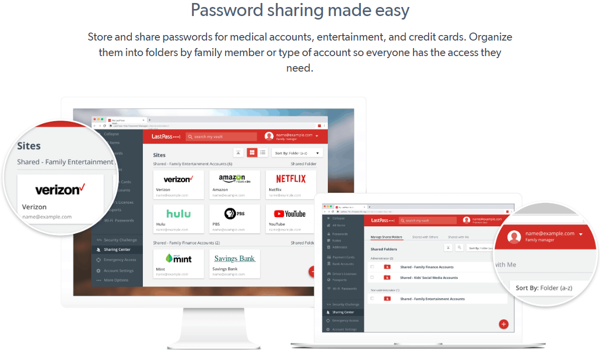 How To Share Passwords With Your Virtual Assistant 1
