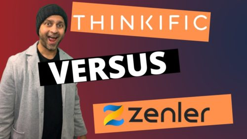 Thinkific vs new zenler